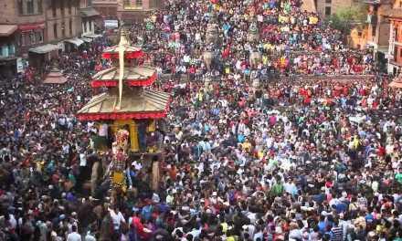 Biska Jatra (the victory celebration over the dead snakes)
