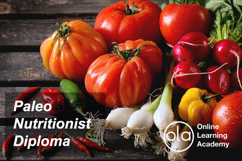 Paleo Nutritionist Diploma Course - Online Learning Academy