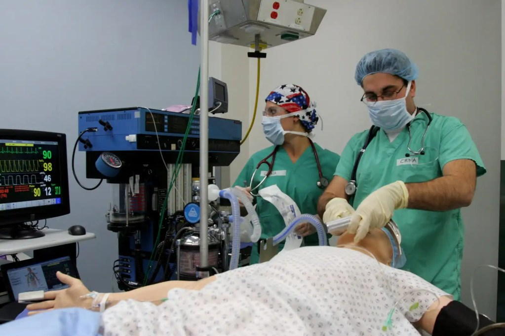 What It Means To Be A Nurse Anesthetist (CRNA)