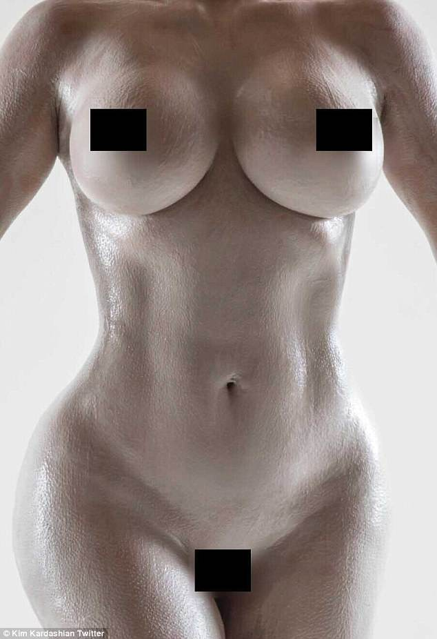 Kim Kardashian naked, Kim Kardashian, Naked, Nude