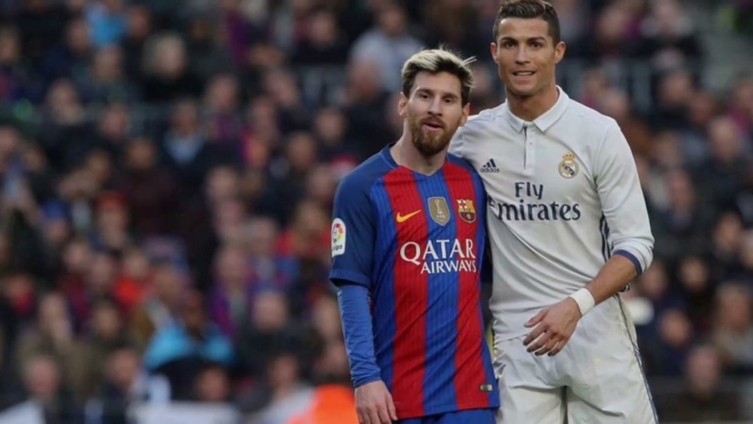 Cristiano Ronaldo or Lionel Messi, Cristiano Ronaldo, Lionel Messi