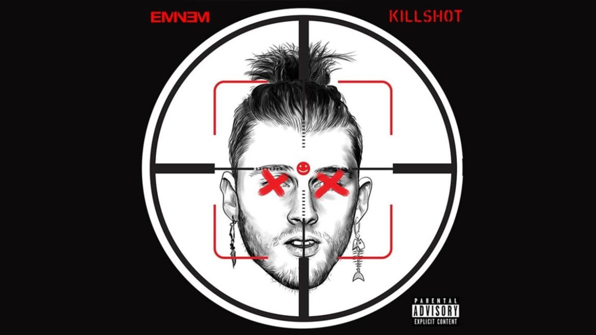 "Eminem's ""Killshot"" diss track for Machine Gun Kelly."