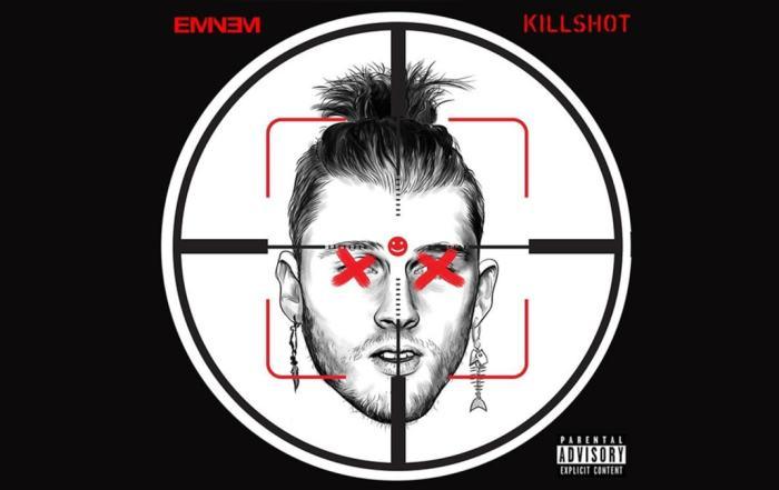 "Eminem's ""Killshot"" diss track for Machine Gun Kelly."