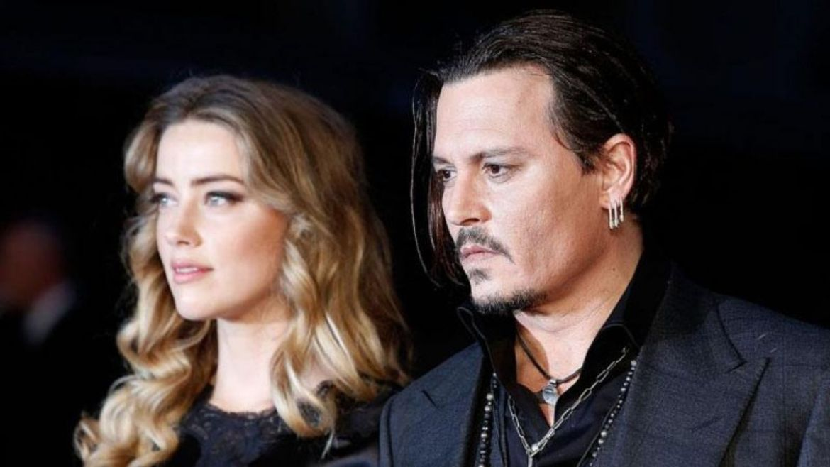 Johnny Deep and Amber Heard's Marriage