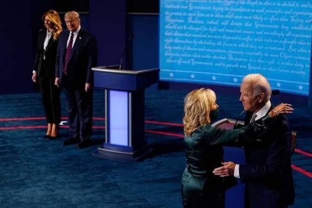 Joe Biden, Donald Trump Elections