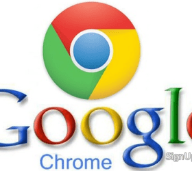 Google Chrome Browser (logo)