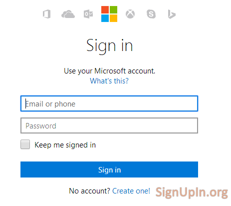Login Hotmail Account | Sign in Hotmail | www.Hotmail.com