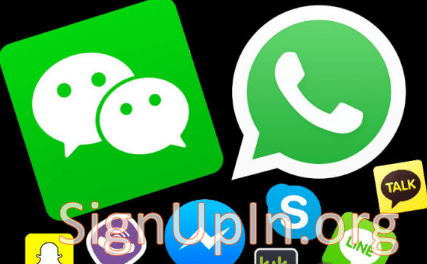 Social Chat Messenger to Signup without Email account