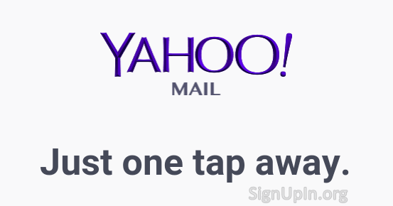 www.yahoomail.com Mobile Login | Yahoo Log in Account