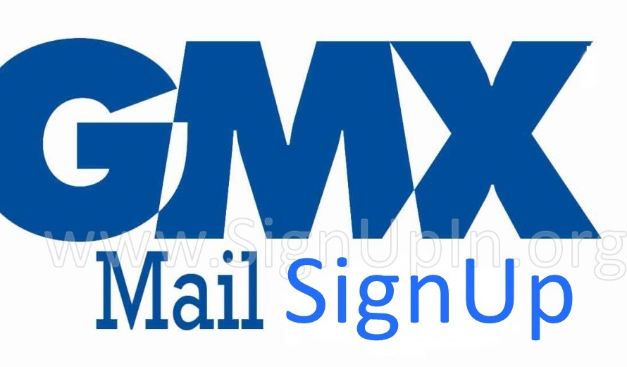 GMX Mail Sign UP Registration Email Account – gmxMail signIn – www.gmx.com
