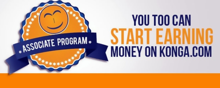 How To Signup for Konga Affiliate Marketing Program | www.affiliate.Konga.com