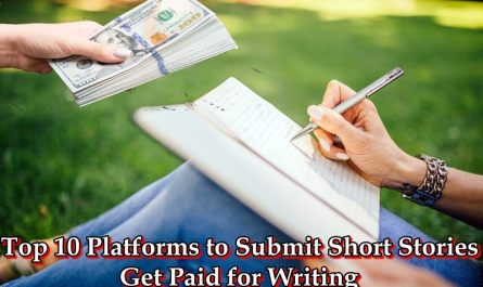 Top 10 Platforms to Submit Short Stories Image
