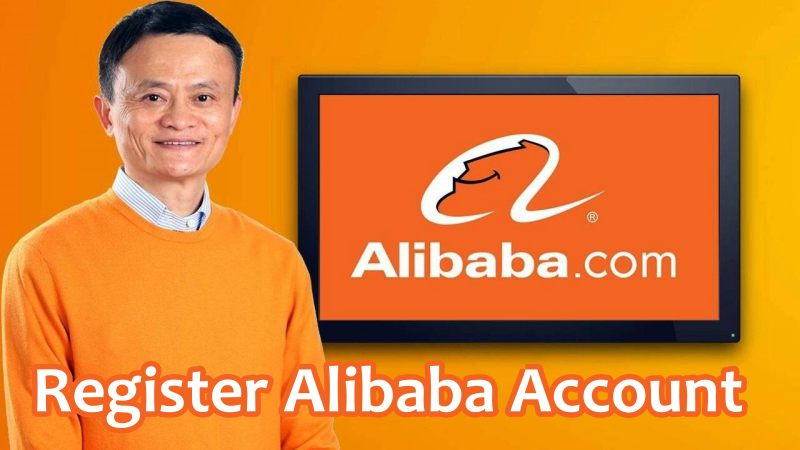 Register Alibaba Account image