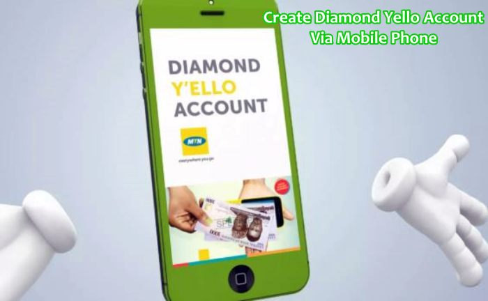 How to Open Diamond Yello Account Via Mobile Phone | *710# Banking