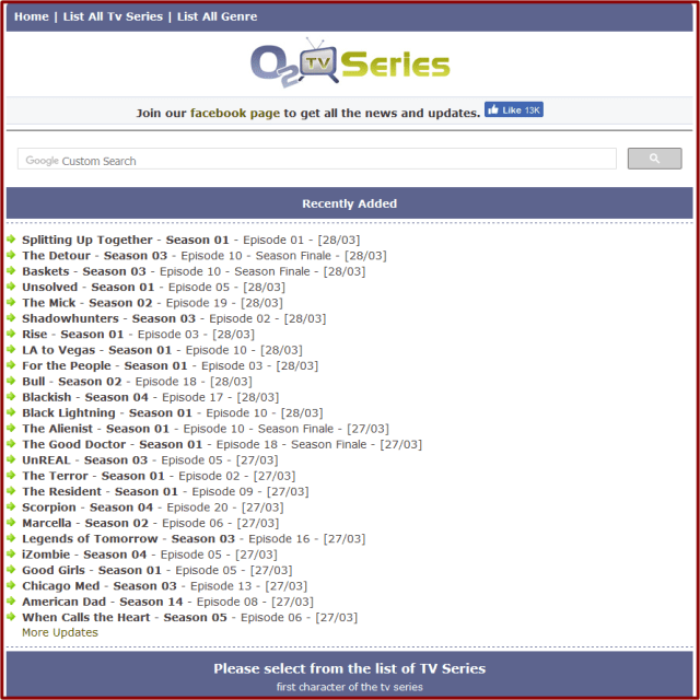 O2Tvseries Full Review page 3