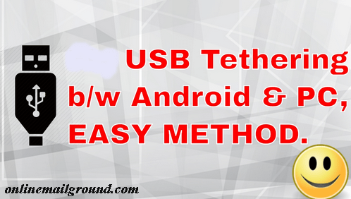 Learn How to Connect the USB Tethering & Mobile Hotspot
