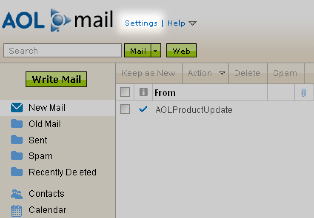 Vital Tip about AOL Mail as an Alternative to Gmail