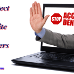 Protect Your Website from Being Accessed by Hackers