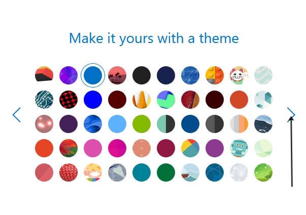 beautify your dashboard with a well customized theme