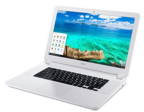 Features of the Acer Chromebook 15