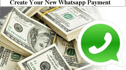 How to Create a New Whatsapp Payment