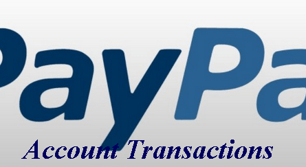 How to Set up a PayPal Account Transactions