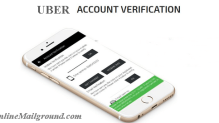 How to Verify Your Uber Account