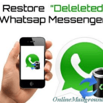 Restore Your Deleted WhatsApp Messages on Android – Without Backup