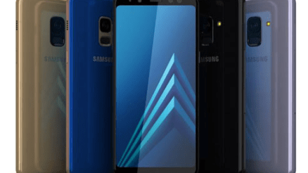 About the New Samsung Galaxy A6 and A6plus