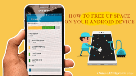 How to Free Your Android Device Storage Space