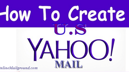 How to Create US Yahoo Mail Account