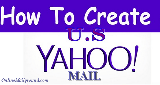 Create US Yahoo Mail Account Here | Yahoo.com Registration Form