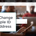 How to Change Apple ID Email Address & Reset Password | appleid.apple.com