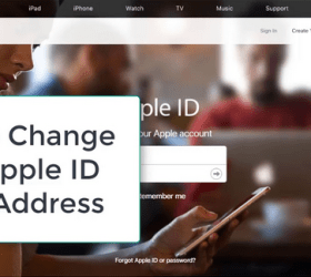 How to Change Apple ID Email Address