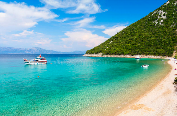 Peljesac Beach Perfect View