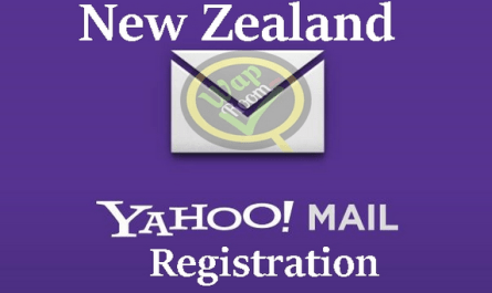 How to Create New Zealand Yahoo Mail Account