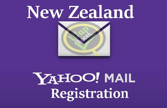New Zealand Yahoo Mail Account | Yahoo.com Sign up Form