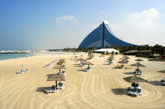 unforgettable Experience of the Jumeirah Beach