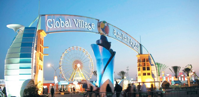 Travel & Tourism in the Global Village.