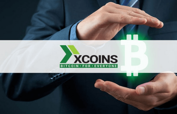Purchase Bitcoin at xCoins using Credit Card | xCoins.io Review Page