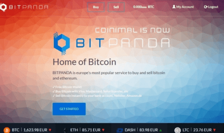 About the BitPanda Cryptocurrency Exchange