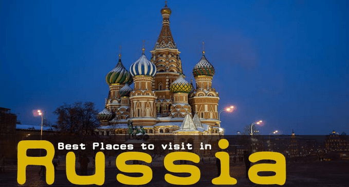 10 Best Places in Russia to Make Your World Cup Stay Memorable