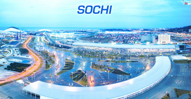 Perfect View of Sochi.