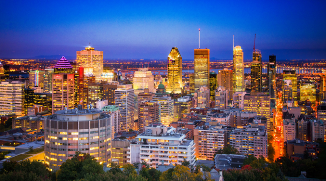 Montreal Perfect View.