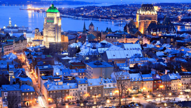 Experience in Quebec.