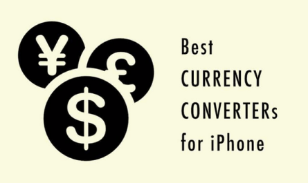 List of the iPhone Currency Converter Apps.