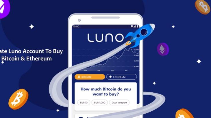 Create Luno Account To Buy Bitcoin & Ethereum