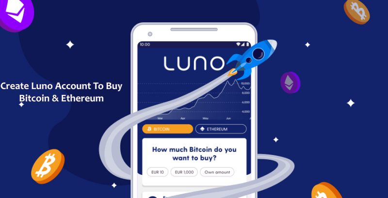 How To Create Luno Account To Buy Bitcoin & Ethereum – www.luno.com