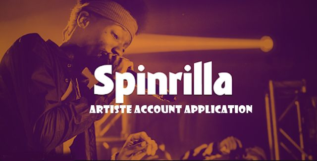 Spinrilla Artist Account – Spinrilla Artist Login | Spinrilla Artist Shortcut