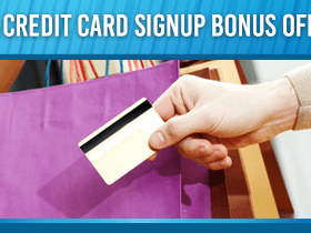 List of the Credit Cards Signup Bonus.